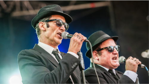 The Blues Brothers Tribute Band