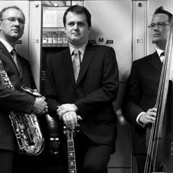 Bekijk foto 2 van Ascot Jazz Trio
