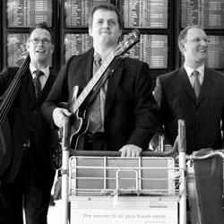 Bekijk foto 3 van Ascot Jazz Trio