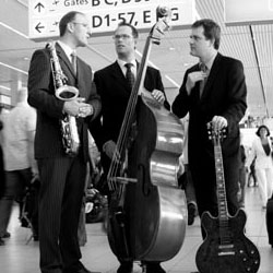 Bekijk foto 4 van Ascot Jazz Trio