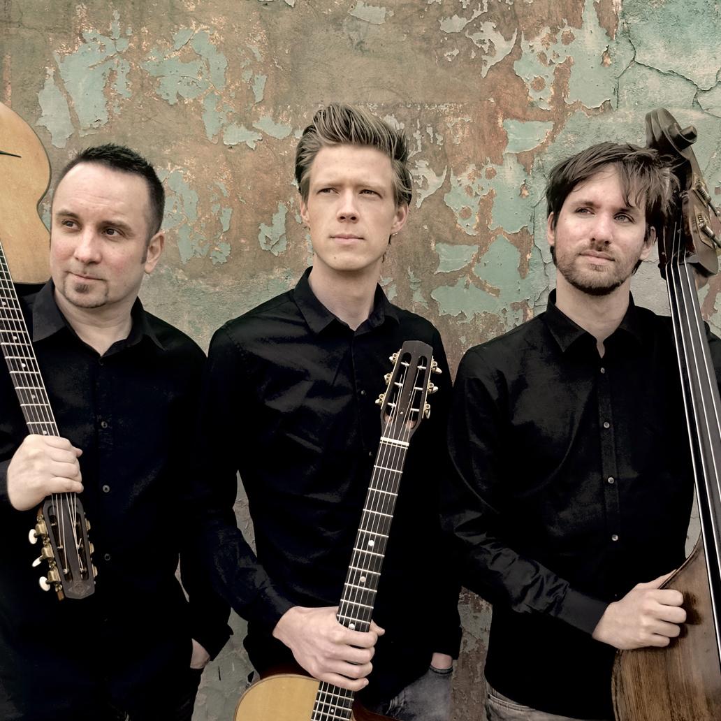 Foto 1 van Gypsy Swing Trio