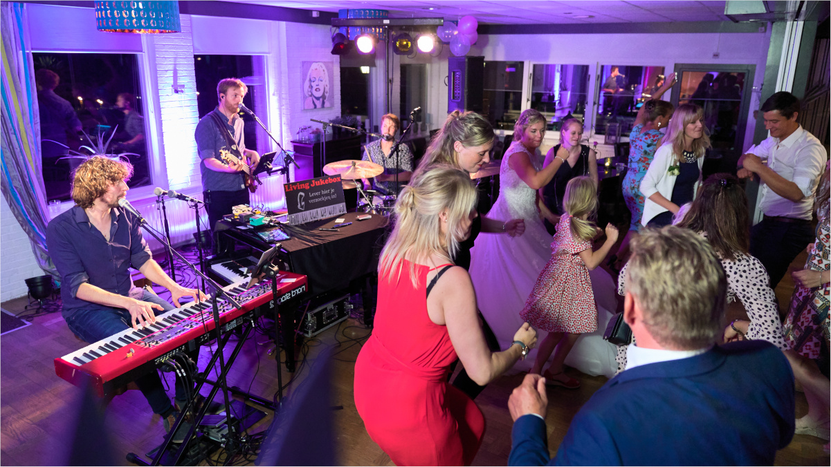Ontmoet de band: Living Jukebox