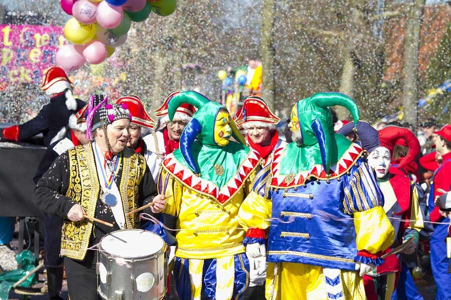 De beste carnavalsbands bij Bandzoeker
